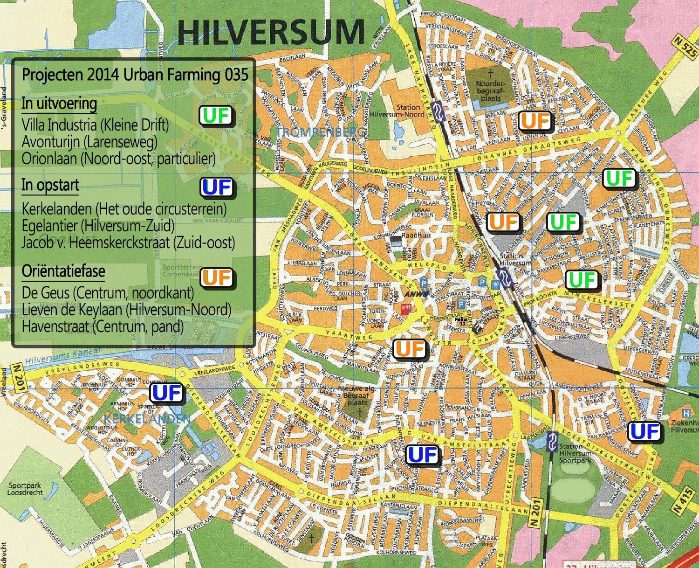 projecten 2014_map